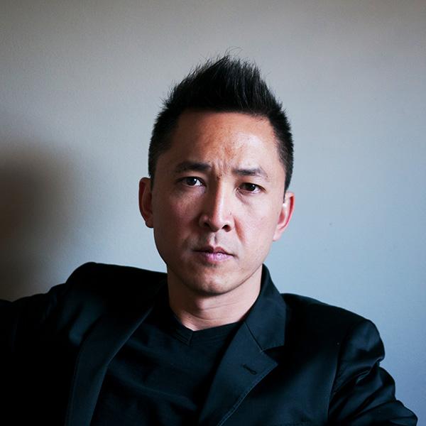 Viet Thanh Nguyen portrait