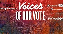 """Voices of Our Vote"" Album Makes Music for Change"
