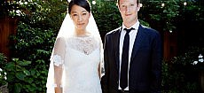 Mark Zuckerberg Marries Asian Girlfriend