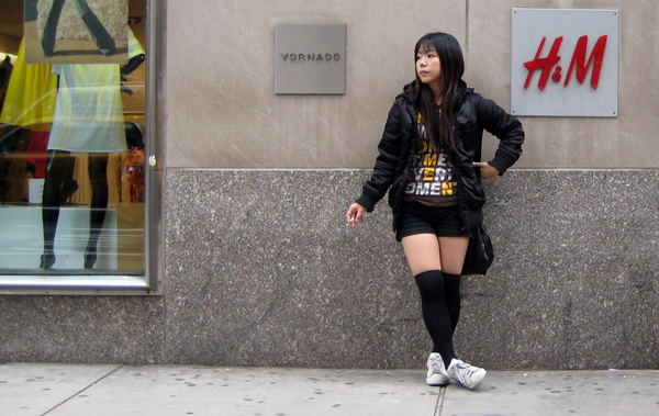 """New York City: """"Smoking Is Still a Way of Life for Asian"""