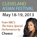 Cleveland Asian Festival 2013 advertisement