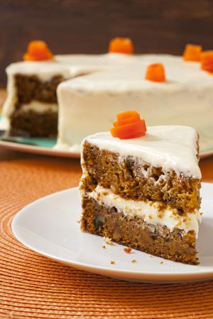 Flour's Classic Carrot Cake