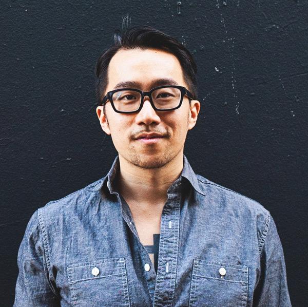 Jason Chu's headshot