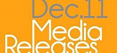 Media Releases, Dec. 11, 2012